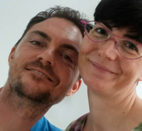 Alberto Zin e TAtiana Bullo